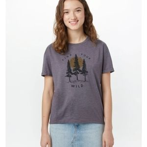 TENTREE - Find Your Wild Relaxed T- Shirt